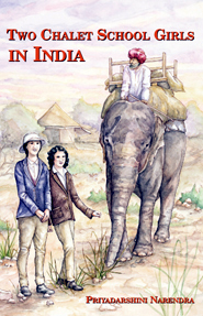 Cover of Two Chalet School Girls in India