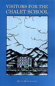 Cover of Visitors for the Chalet School